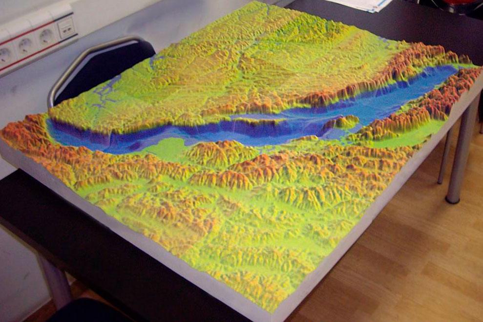 Как сделать макет озера байкал своими руками 39